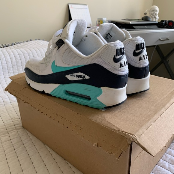 Nike Shoes   Nike Air Max 9 Teal And